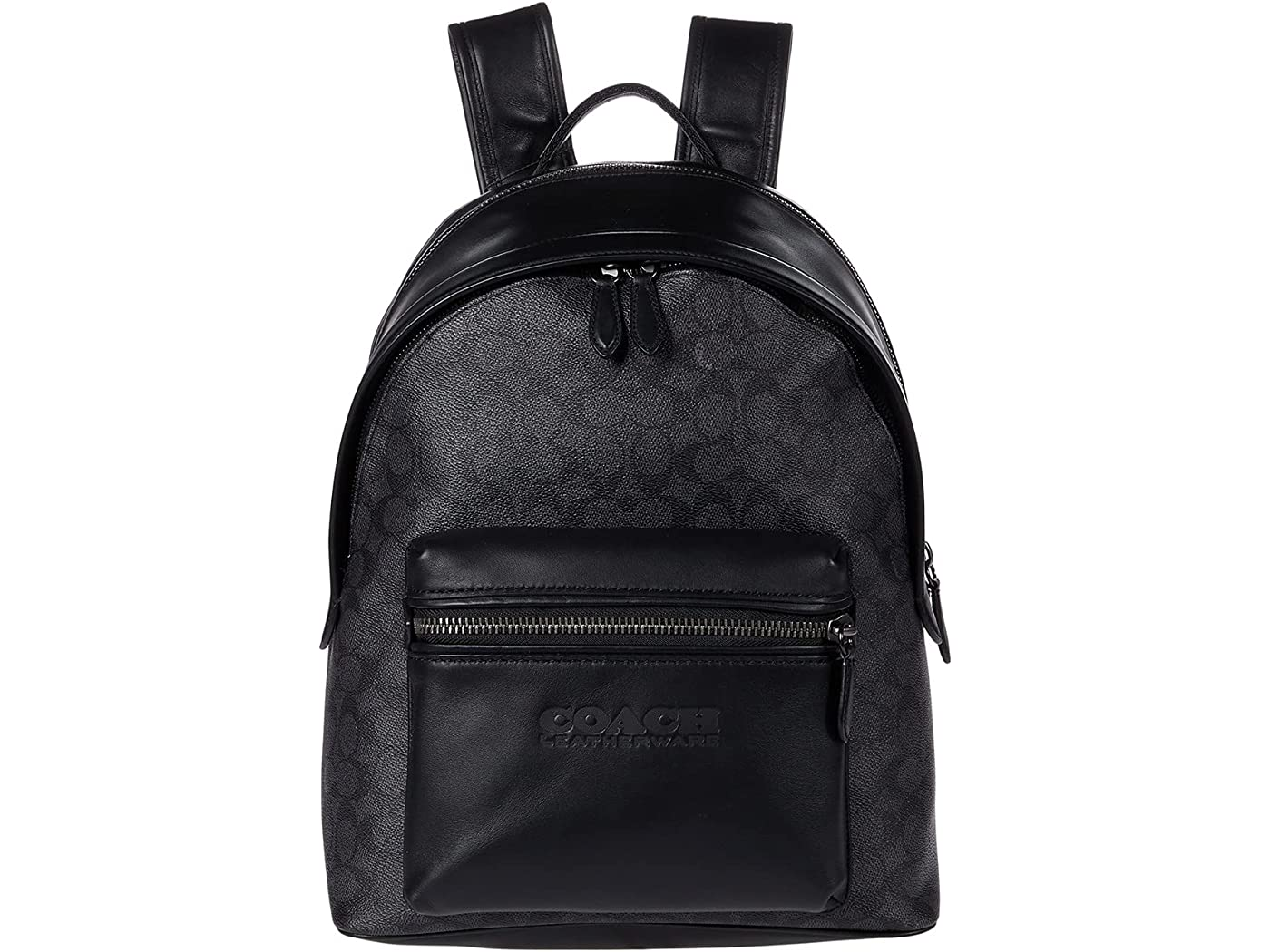 COACH Signature Charter Backpack