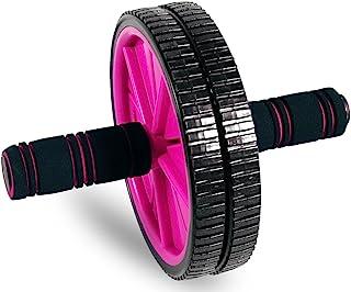 Tone Fitness Ab Roller Rueda para abdominales | Ab Roller |
