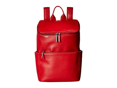 Matt & Nat Dwell Brave (Red) Handbags