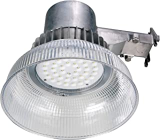 Honeywell 4000 Lumen LED Security Light, Galvanized Aluminum