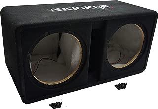 Kicker 43DCWR122 Dual 12