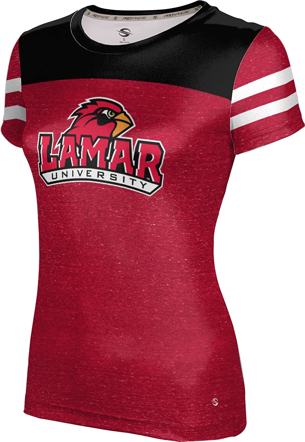 ProSphere Special Campaign Lamar University Women's T-Shirt Challenge the lowest price Gameday Performance