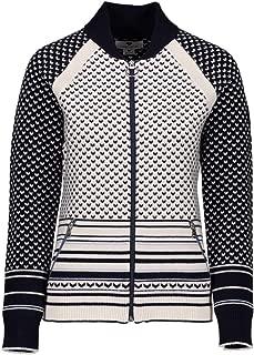 Womens Belletex Full Zip Sweater