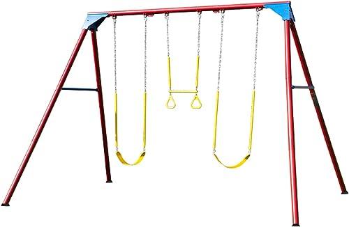 Lifetime A-Frame Metal Swing Set - Best Swings Sets For Older Kids