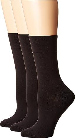 Ultrasmooth Sock 3 Pack