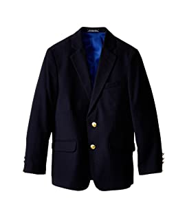 Navy Blazer (Big Kids)