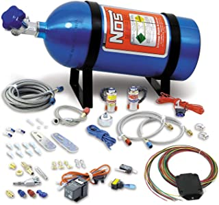 NOS 05134NOS Universal Drive-By-Wire Wet Nitrous System - 4-6 Cyl.
