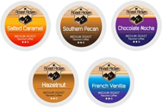 Roast Ridge Single Serve Coffee Pods Compatible with Keurig K-Cup Brewers, 100 Ct.