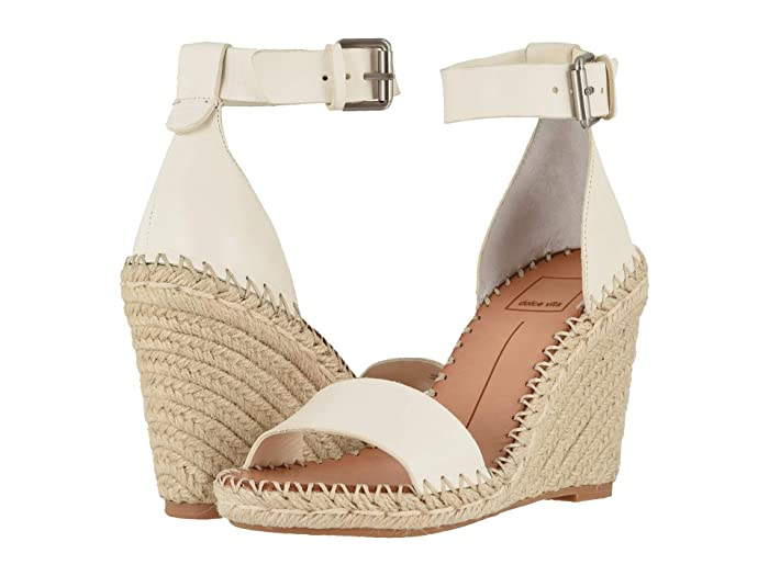 0dee6468379 Noor Shoes (Tan Leather) Women's Wedge Shoes by Dolce Vita. Style ...