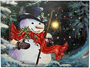 Best light up snowman picture Reviews