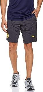 PUMA - BVB Training Shorts with Pockets with Zippers, Pantaloncini Uomo
