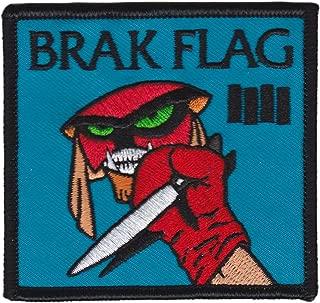 Thrillhaus Brak Flag Patch