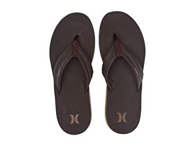 Hurley Lunar Leather Sandal (Baroque) Men