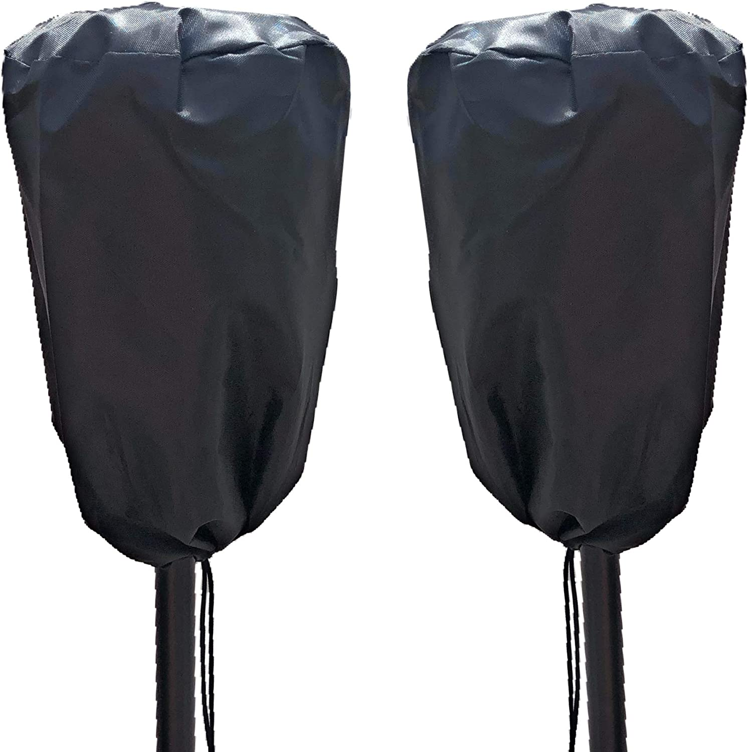 Tiki Torch Cover - New product!! Set Black 2 Opening large release sale of