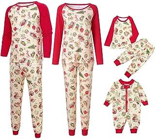 Kehen Kids /& Toddler Pajamas Boys Girls Unisex 2 Piece Pjs Set Pajamas Print Cotton Sleepwear 2-7 Years