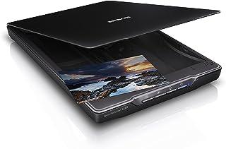 Epson Perfection V39 - Escáner fotográfico y de Documentos (resolución óptica de escáner de 4800 PPP, A4, USB), Color Negro