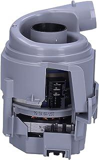 Wessper Bomba de calefacción Bomba de circulación Calentador de flujo Calentador Lavavajillas Lavavajillas para Bosch Siemens 12019637