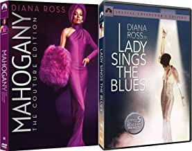 Nobody Leave Without Singin' the Blues 2-DVD Classic Entertainer Biography Collection - The Lady Sings the Blues & Mahogany Diana Ross Bundle