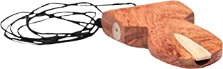 FUZEAU - 7009 - Sifflet brésilien tritonal en bois - Apito de samba - Ambiance rythmée sur 3 tons - Brésil - Dès 12 ans