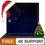無料の素晴らしい花火HD-お正月やクリスマス休暇を、HDR 4K TV 8K TVの素晴らしい花火で飾り、お祝いやイベントの壁紙やテーマとして
