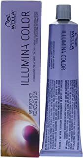 Wella Illumina Color Permanent Creme Hair Color 7 43 Medium Blonde-Red Gold for Unisex, 2 Ounce