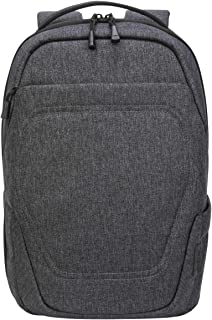 Targus TSB952GL Groove X2 Compact Backpack designed for MacBook 15-Inch & Laptops up to 15-Inch, Charcoal