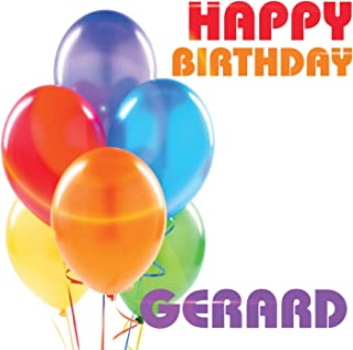 happy birthday gerard