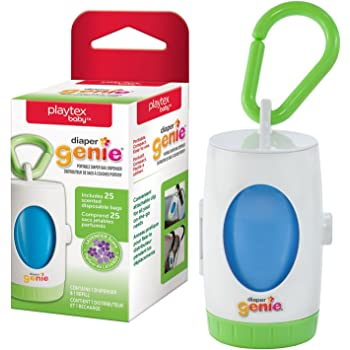 Playtex Diaper Genie On The Go Dispenser