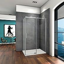 Amazon.es: Aica - Mamparas de ducha / Duchas y componentes de la ...