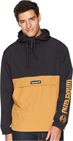 Windbreaker Hooded Pullover