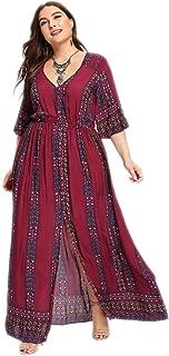 Best plus size boho me maxi dress Reviews