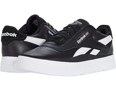 Reebok Lifestyle Legacy Court (Black/Black/White) Shoes