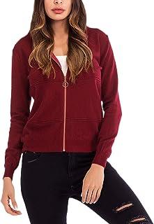 Amazon.es: chaquetas rojas mujer - Lannister Fashion ...