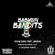 Babylon Bandits (feat. Janisha) [Jamie Bostron Remix]
