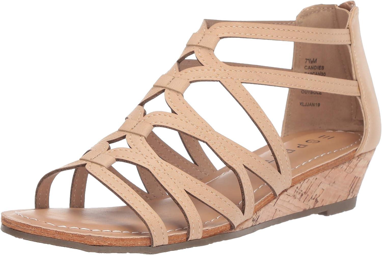 ESPRIT Womens Candies Heeled Sandal