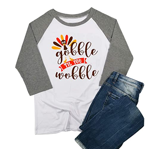 This Guy Loves Thanksgiving Adult Mens Fashion Long Sleeve Sweater T-Shirts