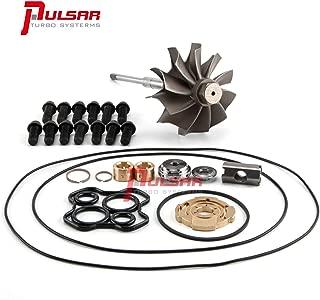 Pulsar 7.3 Powerstroke Turbo Rebuild Kit Turbine Wheel GTP38 1999.5-2003
