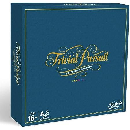 Hasbro Gaming Trivial Pursuit (Versión Española), multicolor (C1940105)