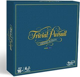 comprar comparacion Hasbro Gaming Trivial Pursuit (Versión Española) (C1940105)