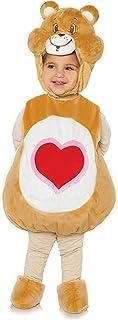 UNDERWRAPS unisex-child Care Bears Tenderheart Bear Toddler's Costume Costume (pack of 1)