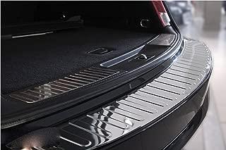 2012-2019 phil trade Acero Inoxidable Pulido Protector de Borde de Carga Compatible con Peugeot 208