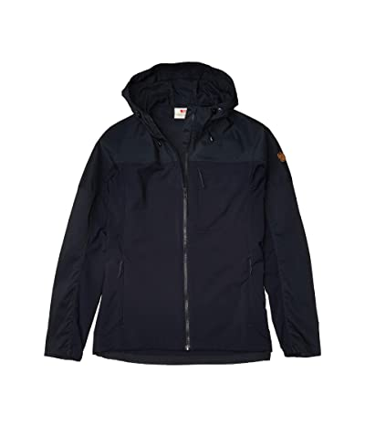 Fjallraven Abisko Midsummer Jacket (Dark Navy) Women