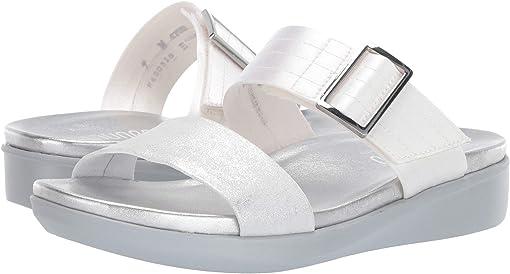 White/Silver Combo