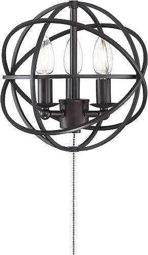 "Savoy House FLG-103-13 North Fan Light Kit (10"" W x 11""H)"