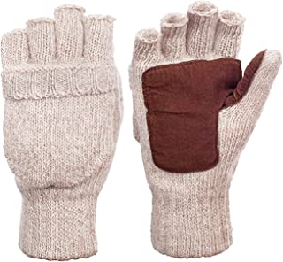 fleece lined gloves mittens