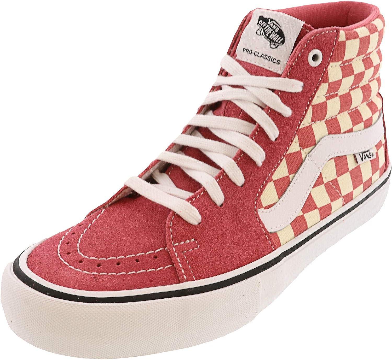 Vans Men/Women Shoes SK8-Hi Pro Classic