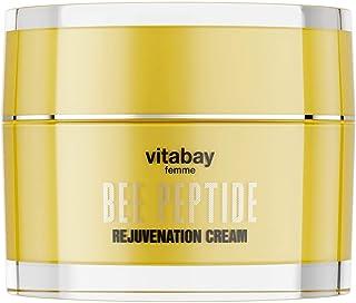 Vitabay Bee Peptide Rejuvenation Cream 50 ml • Gelee Royal & Propolis • Anti-Aging