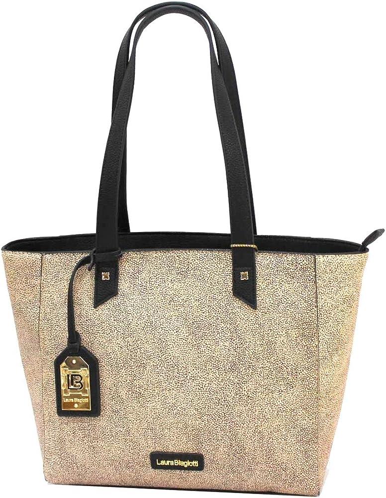 Laura biagiotti, borsa per donna,in eco pelle