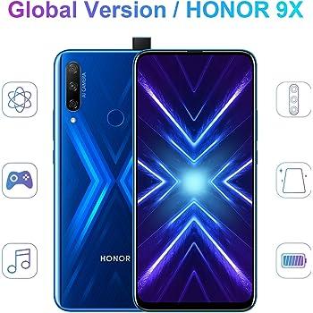 HONOR 9X Smartphone Telefono Movil 4GB RAM 128GB ROM, 6.59 ...