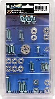 Specbolt Fasteners Full Body & Plastics Suzuki Bolt Kit: RM 125/250 (2001-2008) #31